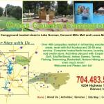Lake Norman Camping